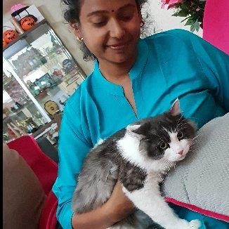 Sangeetha  Pet hotel experience in real homes! 9