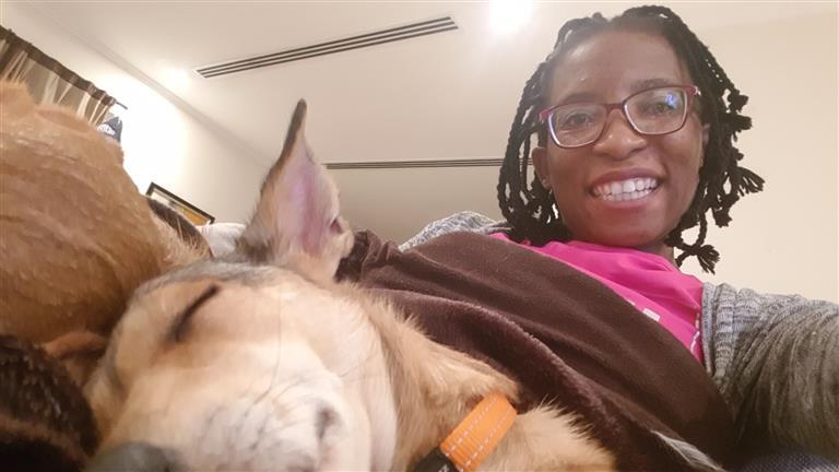 Paidamoyo Michelle Dog boarding, Pet Boarding, Dog Walking and Pet Sitting.
