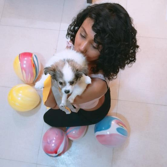 Anushka  Pet hotel experience in real homes! 2