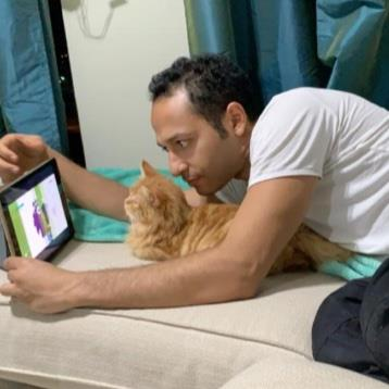 Bassem Pet hotel experience in real homes! 2