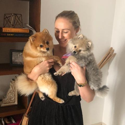 Nicole  Pet hotel experience in real homes! 2