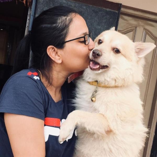 Roopashree  Pet hotel experience in real homes! 1