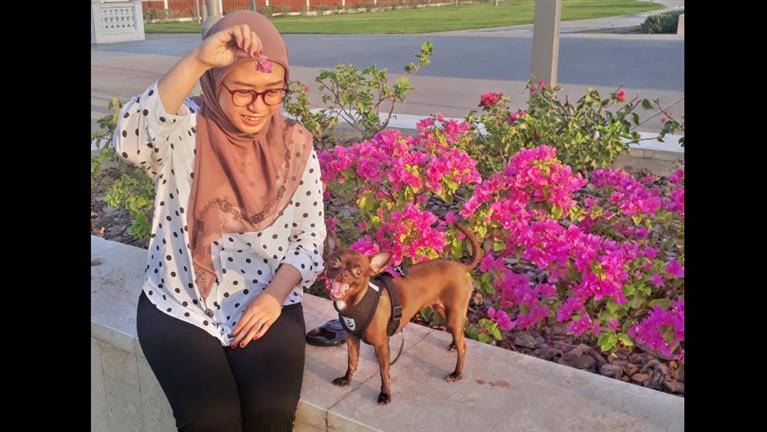 Bea Saraswaty  Dog boarding, Pet Boarding, Dog Walking and Pet Sitting.